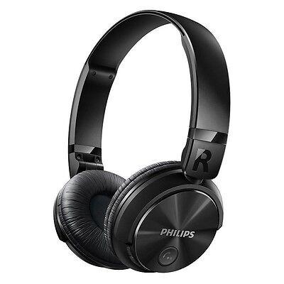 Philips SHB3060BK Bluetooth Stereo Headset SHB3060 Black