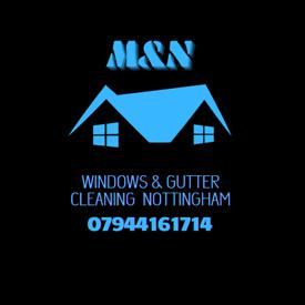 Window Gutter Cleaning Nottingham