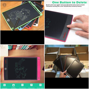 Perfect gift-LCD drawing and writing tablets
