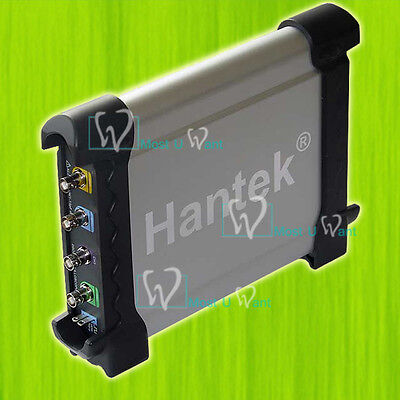 Hantek Pc Based Automotive Diagnostic Digital Oscilloscope 4ch200mss 60mhz