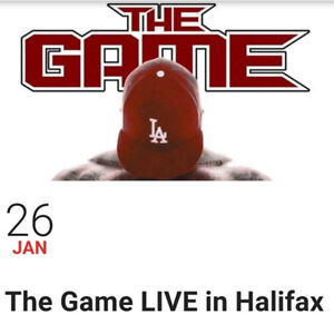 """""""THE GAME"""" LIVE IN CONCERT!! HALIFAX SHOW!!!"""