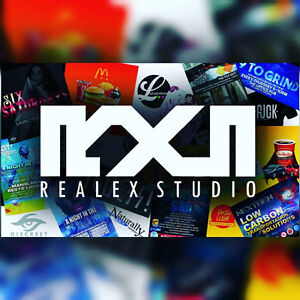 GRAPHIC DESIGNER - READY IN HOURS - LOGOS FLYERS BUSINESS CARDS