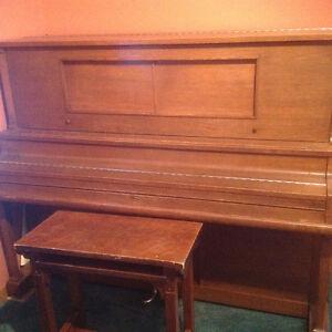 Antique Player Piano
