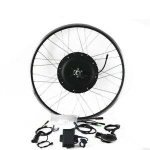 500/1000W, 36- 48V, Waterproof Ebike KIt
