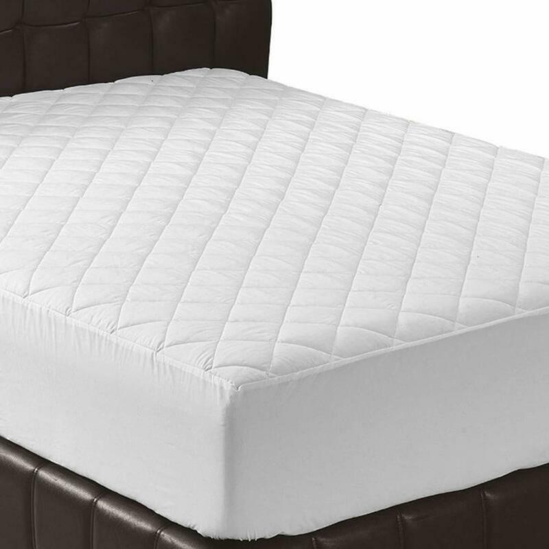 Topper Cover For Memory Foam Mattress King Size Bed Pad Matr