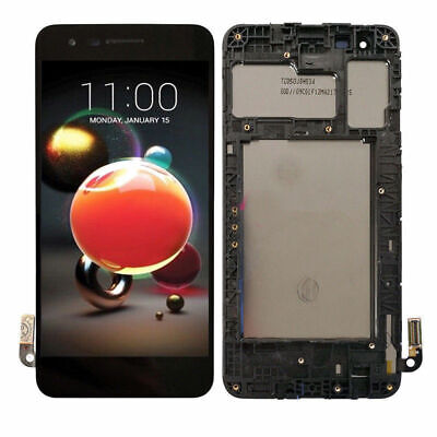 LCD Touch Screen Digitizer Frame FOR LG Aristo 2 LM-X210M LMX210MA LM-X210CM 2 Touch Screen Digitizer