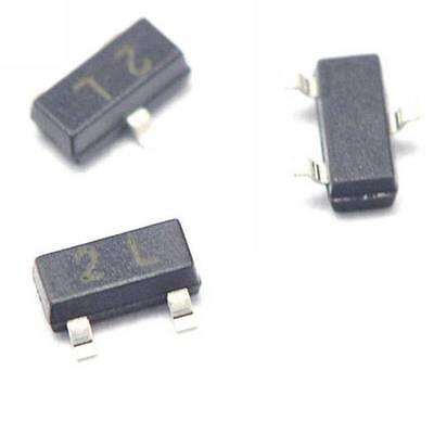 50pcs Mmbt5401 2l 0.6a180v Pnp Sot-23 Smd Transistor New