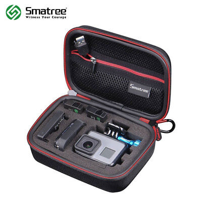 Smatree Carrying Case Travel Bag Protective Box For GoPro Hero 6 5 4 3+ 3 Camera