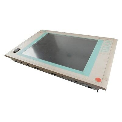 Siemens Simatic Touch Panel Pc 620 670 677 15 A5e00159514