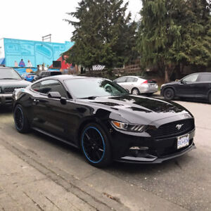 2016 Ford® Mustang EcoBoost Premium Fastback Sports Car