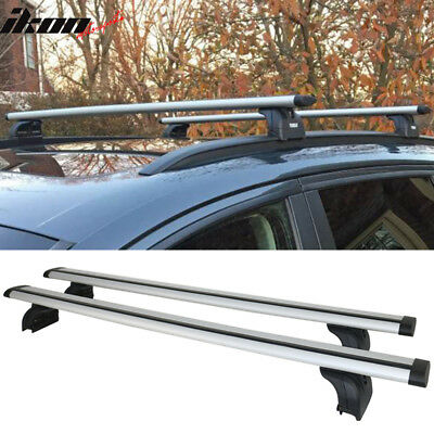 "Fits 08+ Audi Q5 06+ Q7 16+ X1 SUV 47"" Roof Rack Cross Bar Rail Cargo Carrier"