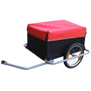 Foldable Pet Dog Cargo Bicycle Bike Trailer Moorebank Liverpool Area Preview