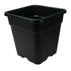 Sturdy Square Plant Pot 30,5 x 30,5 cm 18L