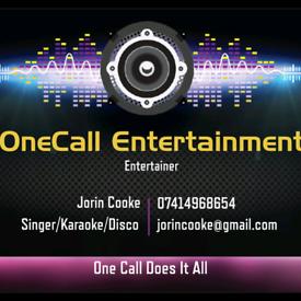 DJ, Singer and Karaoke