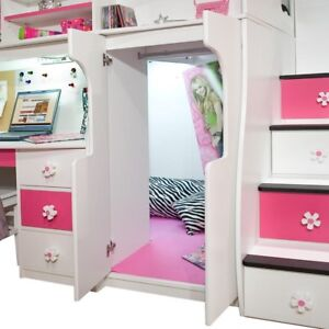 Children's loft bed-designer berg