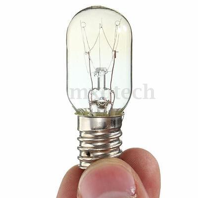 (E14 15W/25W Warm White Oven Cooker Bulb Lamp Heat Resistant Light 220-230V 300°C)