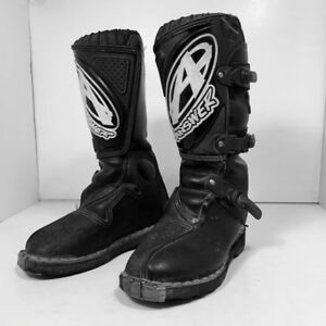 bottes de moto - Made In Italy - femme taille 5 US