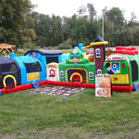 Bouncy Castles, Bouncy Houses , Moonwalks, Zorb balls for rent