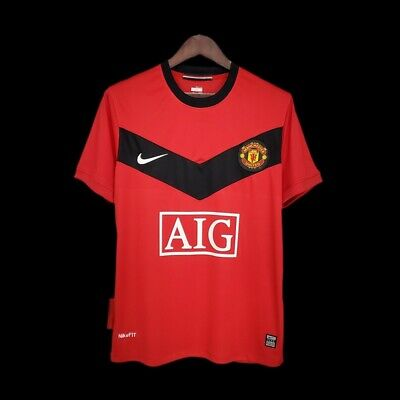 Maglia MANCHESTER UNITED Rooney 10 Owen 7 Giggs 11 Nani 17 Scholes...