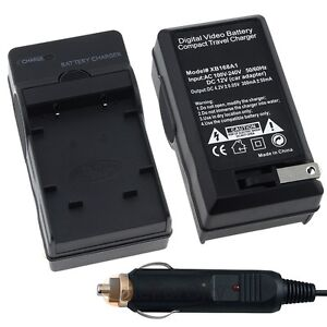 CHARGER FOR FUJIFILM FINEPIX Z20FD Z30 Z100FD CAMERA