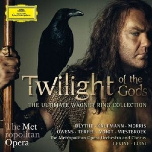 "VOIGT/ERDMANN/BLYTHE/LEVINE/MOO ""TWILIGHT OF THE GODS"" 2 CD NEU"