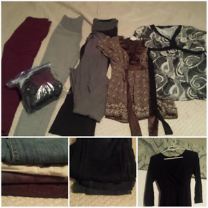 Lot of small xs maternity clothes