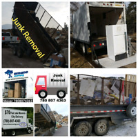 Cheapest rate junk Removal  free quote at 7808074363