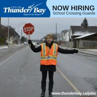 School Crossing Guards Urgently Needed