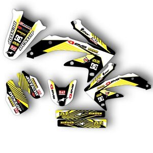 2009 2010 2011 2012 honda crf 450r graphics kit crf450r 450 r deco decals moto