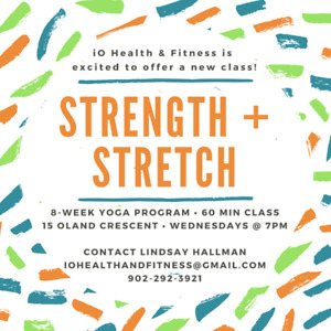 Beginners Yoga : Strength + Stretch