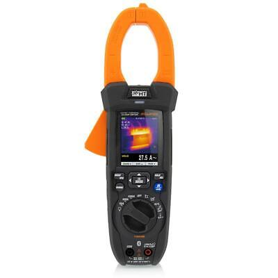 Ht Instruments Eclipse Acdc True Rms 1000a 1500v Clamp Meter Thermal Imager
