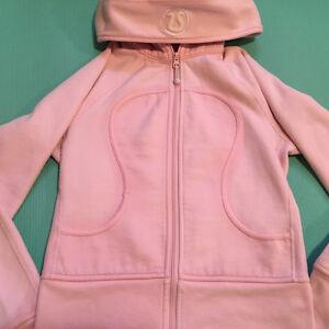 Lulu Lemon Baby Pink Sweater