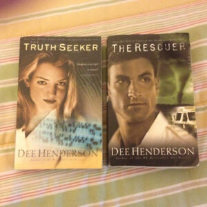 2 books of a series