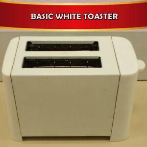 WHITE TOASTER - GOOD CONDITION