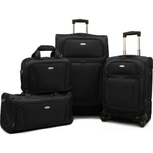 Samsonite 4 Piece Lightweight Luggage Set, 20