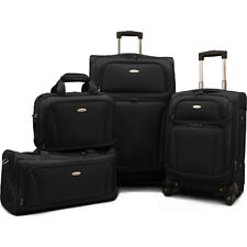 Samsonite 4 Piece Lightweight Luggage Set (28 Inch, 20 Inch + Duffel & Boarding)