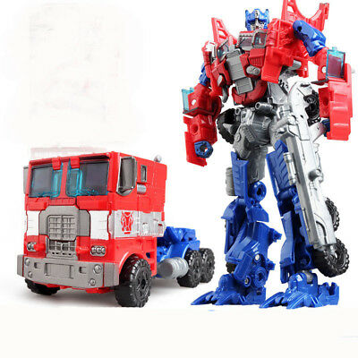 Transformers 4 Optimus Prime Age Of Extinction Voyager Evasion Action Figure 7