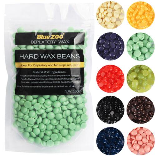 50g Pearl Hard Wax Hair Removal Wax Beans Brazilian Granules