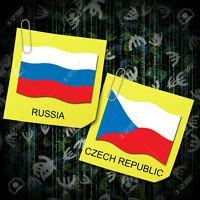 Translator and interpretor: Russian and Czech