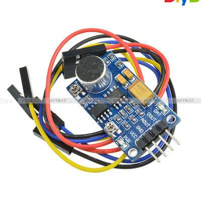 New Sound Sensor Voice Sensor Detection Lm386 Mini Module For Arduino