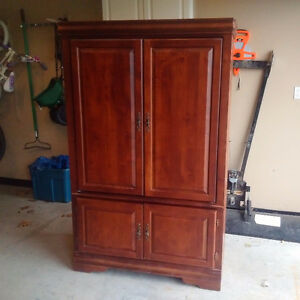 Stoney Creek Furniture entertainment armoire