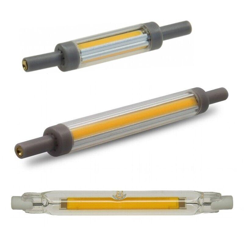 Slim Line R7s Led Leuchtmittel 78/118mm 230V EEK A+ _ Fluter Halogenstab Ersatz