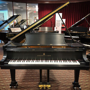 Refurbished Steinway D Concert Grand