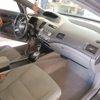 Mobile interior and exterior detailing services