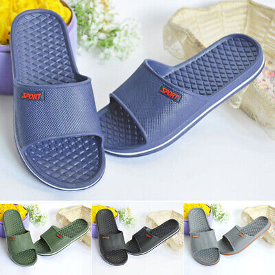Indoor Shower Sandals Bath Slippers Women & Mens Non-Slip Ho
