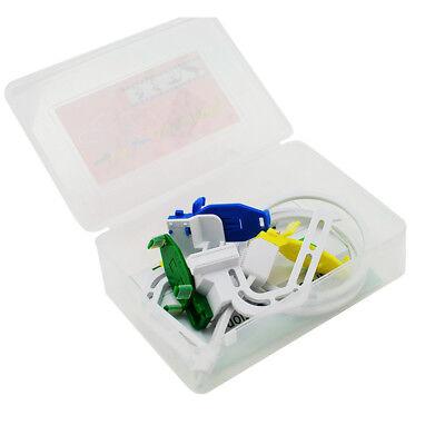 Digital Dental Sensor Positioner X-ray Film Holder 3pcskit Left Right Upper