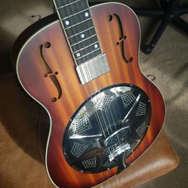 Micheal messer blues '36 resonator guitar