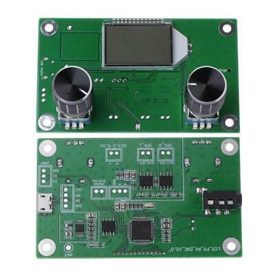 Digital Fm 87-108mhz Dsppll Lcd Stereo Radio Receiver Module Serial Control