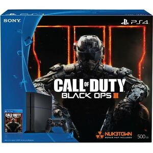 Brand new Play station 4 Call of duty COMBO