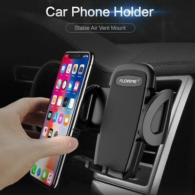 One-Click Release Car Phone Holder Air Vent Mount Car Holder